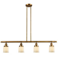 Brushed Brass Small Bell Island Lights