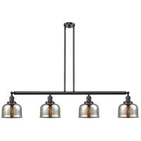Innovations Lighting 214-OB-S-G78-LED Large Bell LED 53 inch Oil Rubbed Bronze Island Light Ceiling Light Franklin Restoration
