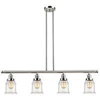 Canton LED 48 inch Polished Nickel Island Light Ceiling Light