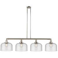 Polished Nickel X-Large Bell Island Lights