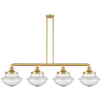 Satin Gold Large Oxford Island Lights
