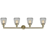 Cast Brass Chatham Bathroom Vanity Lights