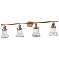 Bellmont 4 Light 42 inch Antique Copper Vanity Light Wall Light