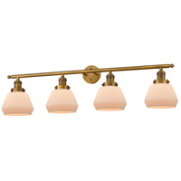 Brushed Brass Bathroom Vanity Lights