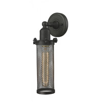 Quincy Hall 1 Light 4 inch Oiled Rubbed Bronze Wall Sconce Wall Light