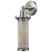 Quincy Hall 1 Light 4 inch Satin Brushed Nickel Wall Sconce Wall Light