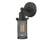 Innovations Lighting 220-OB-LED Quincy Hall LED 5 inch Oil Rubbed Bronze Sconce Wall Light photo thumbnail