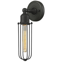 Muselet 1 Light 3 inch Oiled Rubbed Bronze Wall Sconce Wall Light