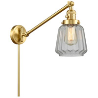 Satin Gold Chatham Swing Arm Lights