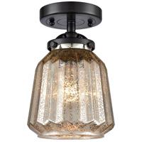 Innovations Lighting 284-1C-OB-G146 Chatham 1 Light 6 inch Oil Rubbed Bronze Semi-Flush Mount Ceiling Light Nouveau