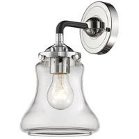 Innovations Lighting 284-1W-BPN-G192 Bellmont 1 Light 14 inch Black Polished Nickel Sconce Wall Light Nouveau