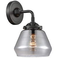 Innovations Lighting 284-1W-OB-G173-LED Fulton LED 7 inch Oil Rubbed Bronze Sconce Wall Light Nouveau