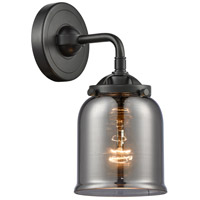 Innovations Lighting 284-1W-OB-G53-LED Small Bell LED 5 inch Oil Rubbed Bronze Sconce Wall Light, Nouveau