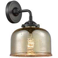 Innovations Lighting 284-1W-OB-G78-LED Large Bell LED 8 inch Oil Rubbed Bronze Sconce Wall Light Nouveau