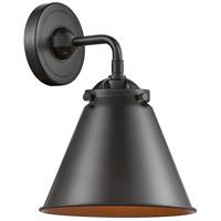 Innovations Lighting 284-1W-OB-M13-OB-LED Appalachian LED 16 inch Oil Rubbed Bronze Sconce Wall Light Nouveau