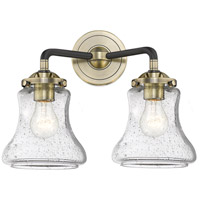 Innovations Lighting 284-2W-BAB-G194-LED Bellmont LED 14 inch Black Antique Brass Bath Vanity Light Wall Light Nouveau