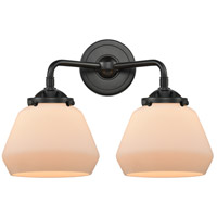 Innovations Lighting 284-2W-OB-G171 Fulton 2 Light 15 inch Oil Rubbed Bronze Bath Vanity Light Wall Light Nouveau