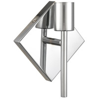 Innovations Lighting 425-1W-PC Mia 1 Light 6 inch Polished Chrome ADA Sconce Wall Light