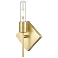 Innovations Lighting 425-1W-SB-T10LED Mia LED 6 inch Satin Brass ADA Sconce Wall Light