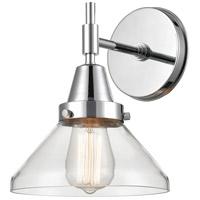 Innovations Lighting 447-1W-PC-CL Caden 1 Light 8 inch Polished Chrome Sconce Wall Light