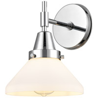 Innovations Lighting 447-1W-PC-W Caden 1 Light 8 inch Polished Chrome Sconce Wall Light