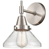 Innovations Lighting 447-1W-SN-SDY Caden 1 Light 8 inch Satin Nickel Sconce Wall Light