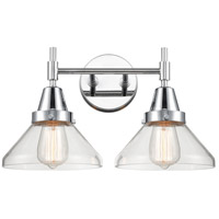 Polished Chrome Caden Bathroom Vanity Lights