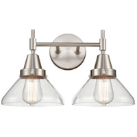 Satin Nickel Caden Bathroom Vanity Lights
