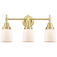 Innovations Lighting 447-3W-SB-G51 Caden 3 Light 23 inch Satin Brass Bath Vanity Light Wall Light