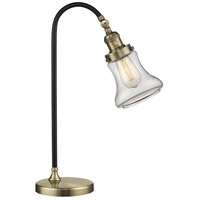 Innovations Lighting 515-1L-BAB-G192-LED Black Brook 22 inch 3 watt Black Antique Brass Lamp Portable Light