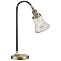 Innovations Lighting 515-1L-BAB-G194-LED Black Brook 22 inch 3 watt Black Antique Brass Lamp Portable Light