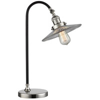 Innovations Lighting 515-1L-BPN-G2-LED Black Brook 22 inch 3 watt Black Polished Nickel Lamp Portable Light