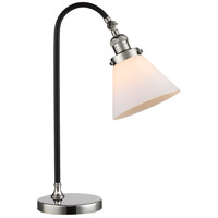 Innovations Lighting 515-1L-BPN-G41-LED Black Brook 22 inch 3 watt Black Polished Nickel Lamp Portable Light