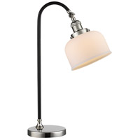 Innovations Lighting 515-1L-BPN-G71-LED Black Brook 22 inch 3 watt Black Polished Nickel Lamp Portable Light