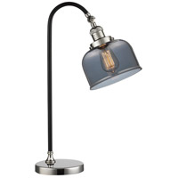 Innovations Lighting 515-1L-BPN-G73-LED Black Brook 22 inch 3 watt Black Polished Nickel Lamp Portable Light