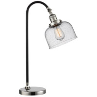 Innovations Lighting 515-1L-BPN-G74-LED Black Brook 22 inch 3 watt Black Polished Nickel Lamp Portable Light