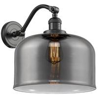 Innovations Lighting 515-1W-OB-G73-L X-Large Bell 1 Light 12 inch Oil Rubbed Bronze Sconce Wall Light Franklin Restoration