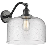 Innovations Lighting 515-1W-OB-G74-L X-Large Bell 1 Light 12 inch Oil Rubbed Bronze Sconce Wall Light Franklin Restoration