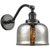 Innovations Lighting 515-1W-OB-G78 Large Bell 1 Light 8 inch Oil Rubbed Bronze Sconce Wall Light Franklin Restoration