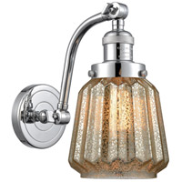 Innovations Lighting 515-1W-PC-G146 Chatham 1 Light 6 inch Polished Chrome Sconce Wall Light
