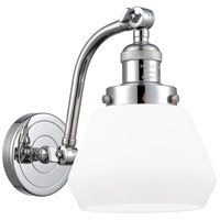 Innovations Lighting 515-1W-PC-G171-LED Fulton LED 7 inch Polished Chrome Sconce Wall Light