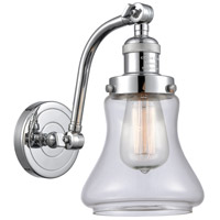 Innovations Lighting 515-1W-PC-G192 Bellmont 1 Light 7 inch Polished Chrome Sconce Wall Light Franklin Restoration