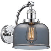 Innovations Lighting 515-1W-PC-G73 Large Bell 1 Light 8 inch Polished Chrome Sconce Wall Light