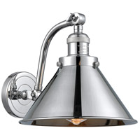 Innovations Lighting 515-1W-PC-M10-PC Briarcliff 1 Light 8 inch Polished Chrome Wall Sconce Wall Light