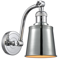 Innovations Lighting 515-1W-PC-M9-PC Addison 1 Light 5 inch Polished Chrome Sconce Wall Light