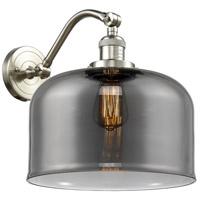 Innovations Lighting 515-1W-SN-G73-L X-Large Bell 1 Light 12 inch Brushed Satin Nickel Sconce Wall Light Franklin Restoration