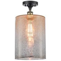 Innovations Lighting 516-1C-BAB-G116-L Large Cobbleskill 1 Light 9 inch Black Antique Brass Semi-Flush Mount Ceiling Light Ballston