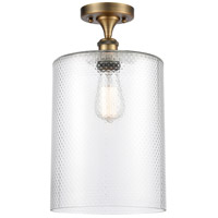 Innovations Lighting Large Cobbleskill Semi-Flush Mounts