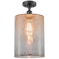 Innovations Lighting 516-1C-BK-G116-L Large Cobbleskill 1 Light 9 inch Matte Black Semi-Flush Mount Ceiling Light Ballston