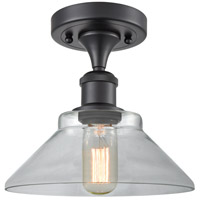 Innovations Lighting Steel Orwell Semi-Flush Mounts